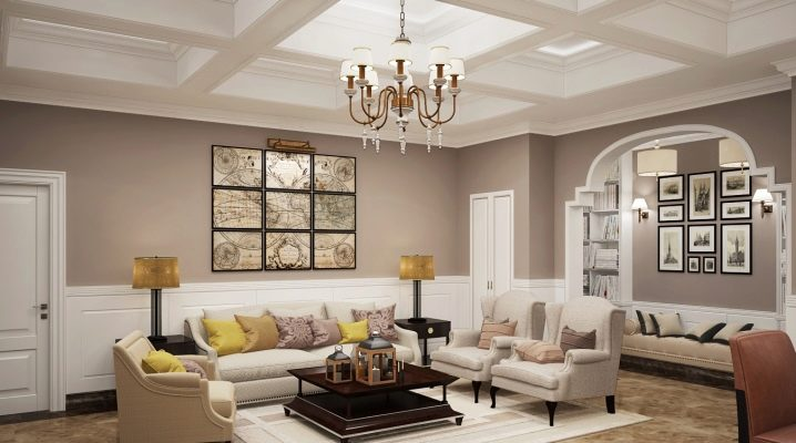 Как создать идеальный интерьер гостиной комнаты8