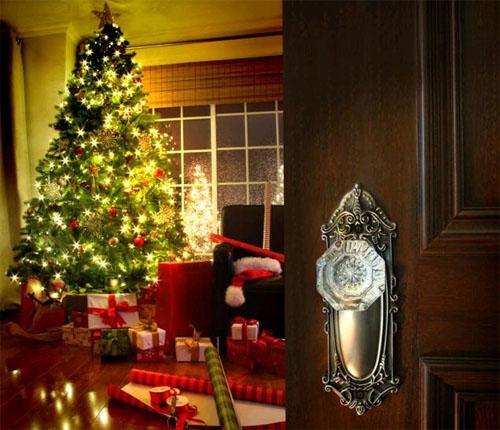 Как украсить дом к новогодним праздникам4