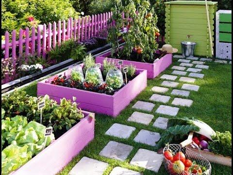 Как украсить садовый, приусадебный, дачный участок (50 фото)3