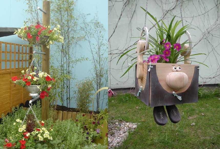 Как украсить садовый, приусадебный, дачный участок (50 фото)4