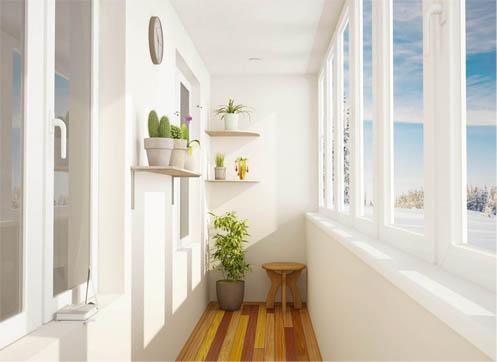 Как утеплить балкон изнутри своими руками – руководство к действию2