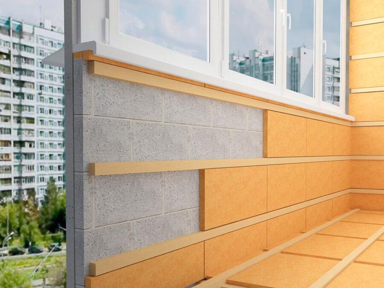 Как утеплить балкон изнутри своими руками – руководство к действию4