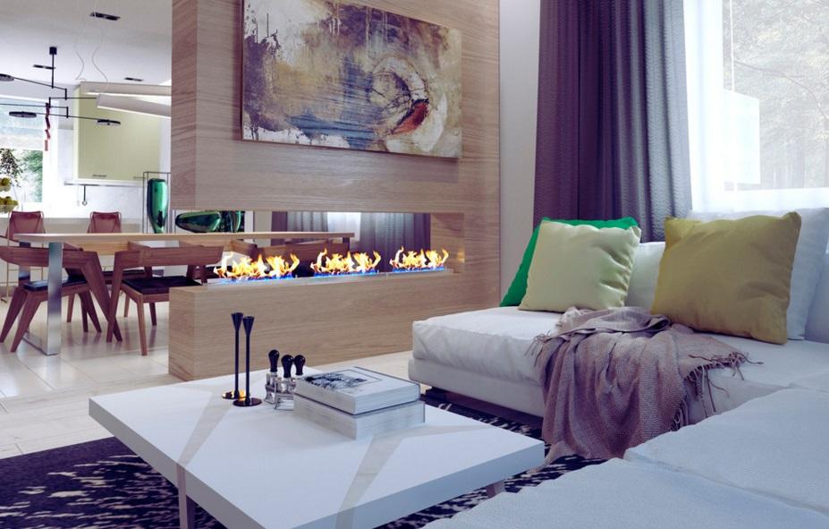 Как в интерьере разместить угловой диван?6