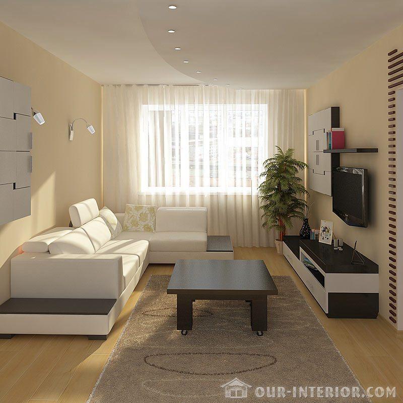 Как в интерьере разместить угловой диван?7