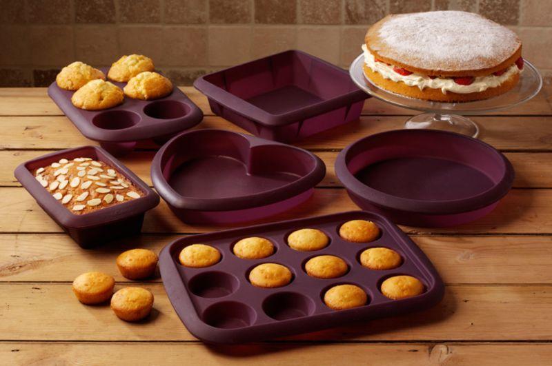 Как выбрать форму для домашней выпечки: печенья, тортов, пирогов?2