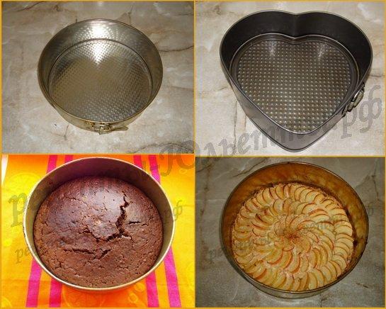 Как выбрать форму для домашней выпечки: печенья, тортов, пирогов?6