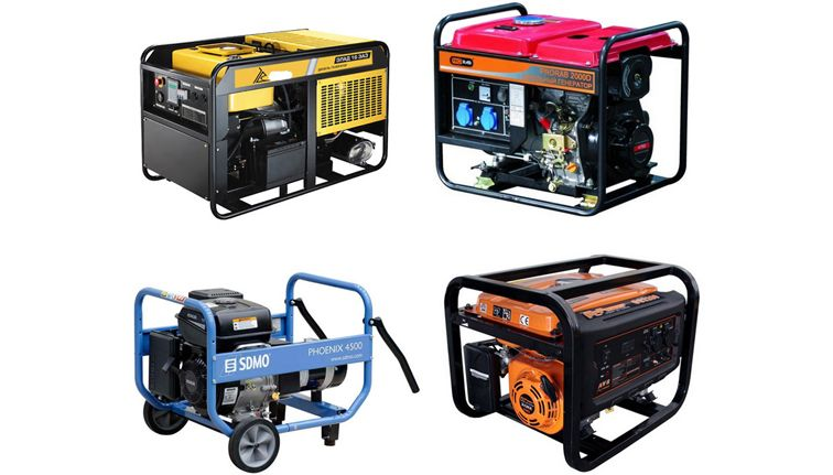 Как выбрать генератор?5
