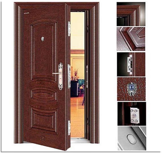 Как выбрать металлическую входную дверь3