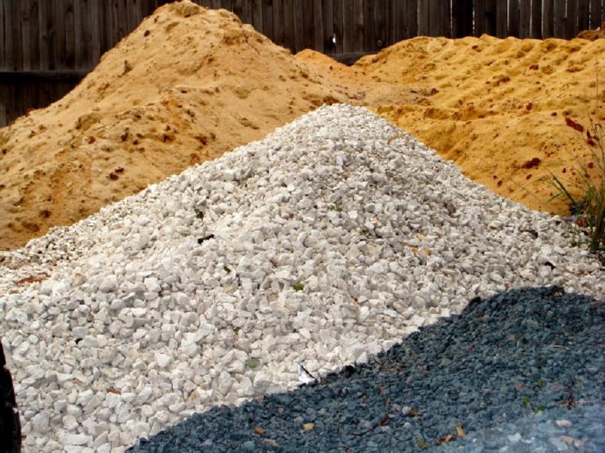 Как выбрать песок для фундамента2