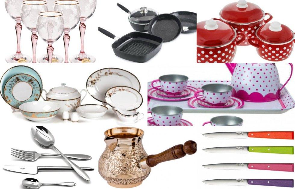 Как выбрать посуду для дома: виды, материалы, особенности0