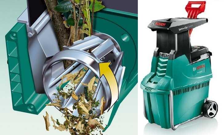 Как выбрать садовый измельчитель для веток и травы — лучшие модели2
