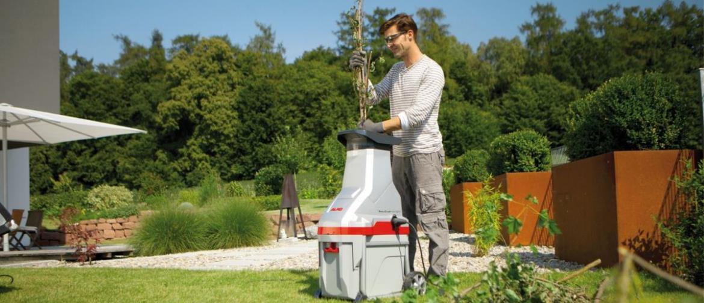 Как выбрать садовый измельчитель для веток и травы — лучшие модели4