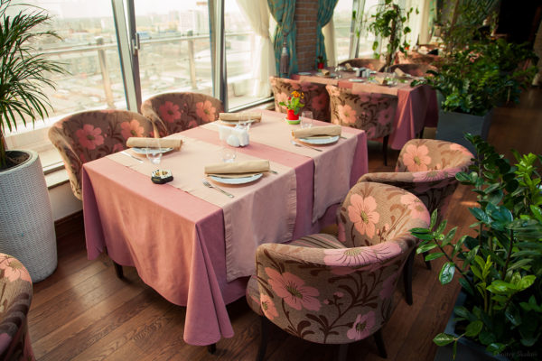 Как выбрать текстиль для ресторана и кафе?2