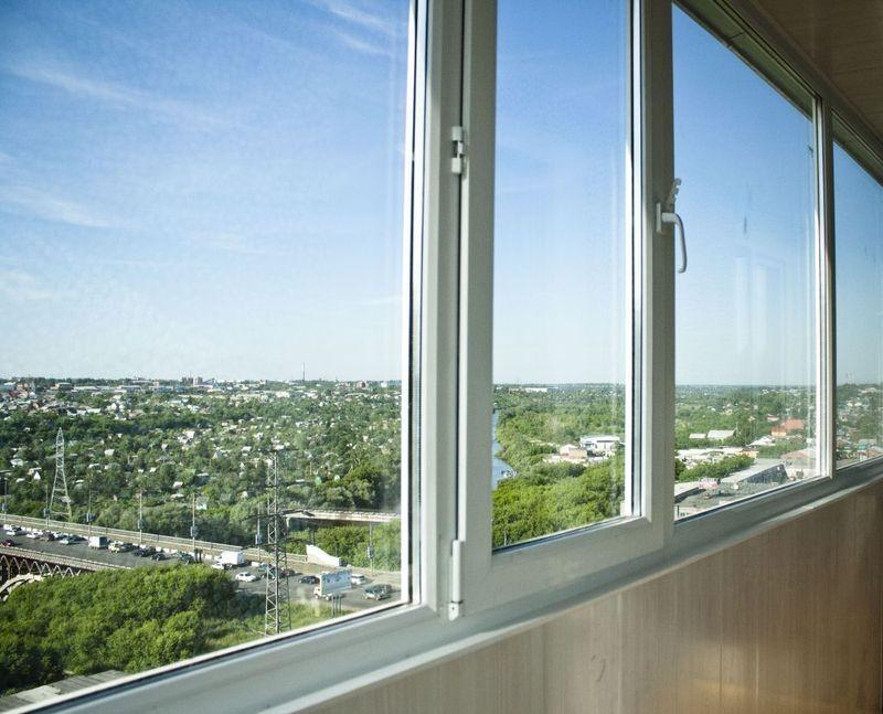 Как застеклить балкон или лоджию4