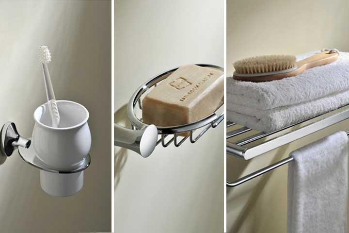 Какие аксессуары понадобятся в ванной?7