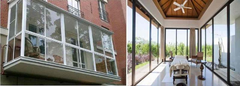 Какие балконы лучше, пластиковые или алюминиевые: подробный обзор3