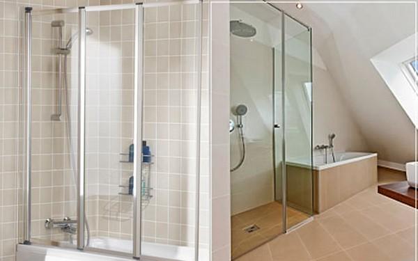 Какие бывают ширмы для ванной?0