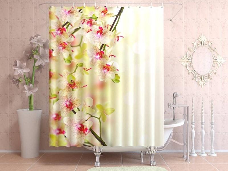 Какие шторы выбрать для ванной?1
