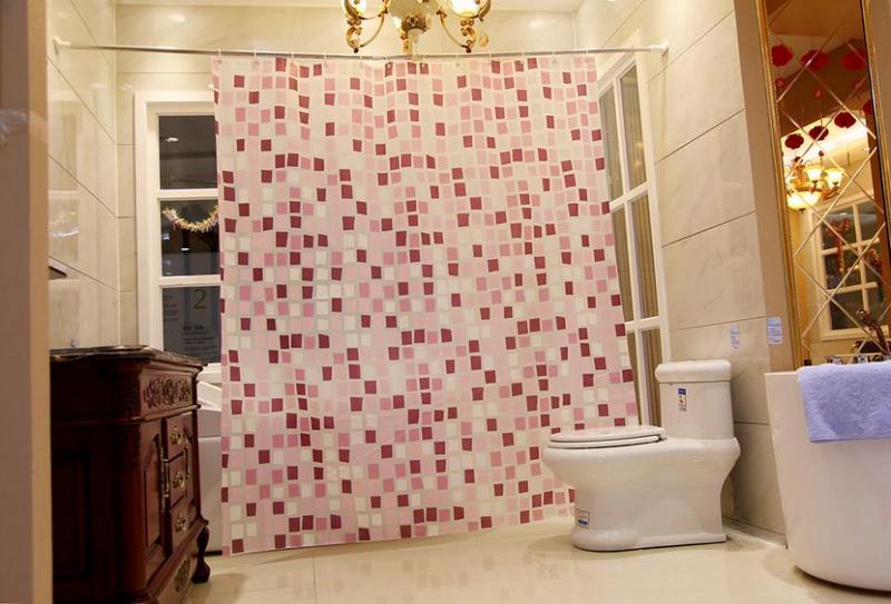 Какие шторы выбрать для ванной?4