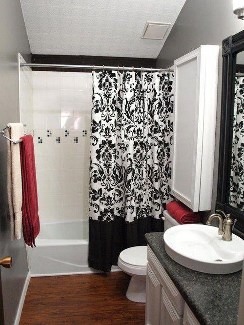 Какие шторы выбрать для ванной?6