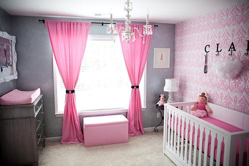 Какие шторы выбрать в детскую?1