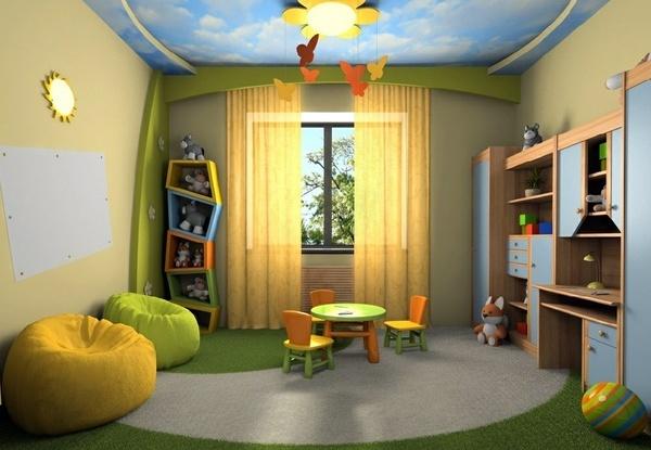 Какие шторы выбрать в детскую?5