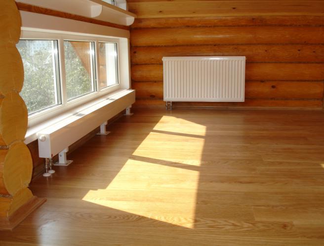 Какое отопление в деревянном доме лучше?1