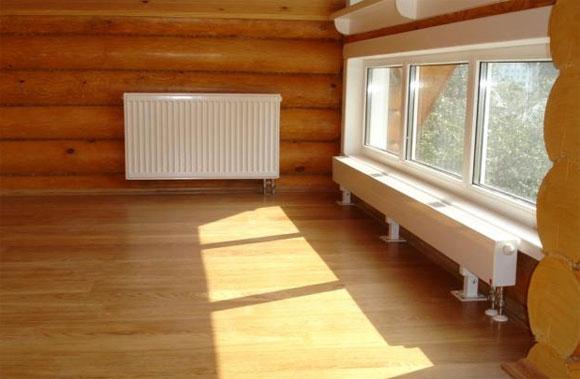 Какое отопление в деревянном доме лучше?2