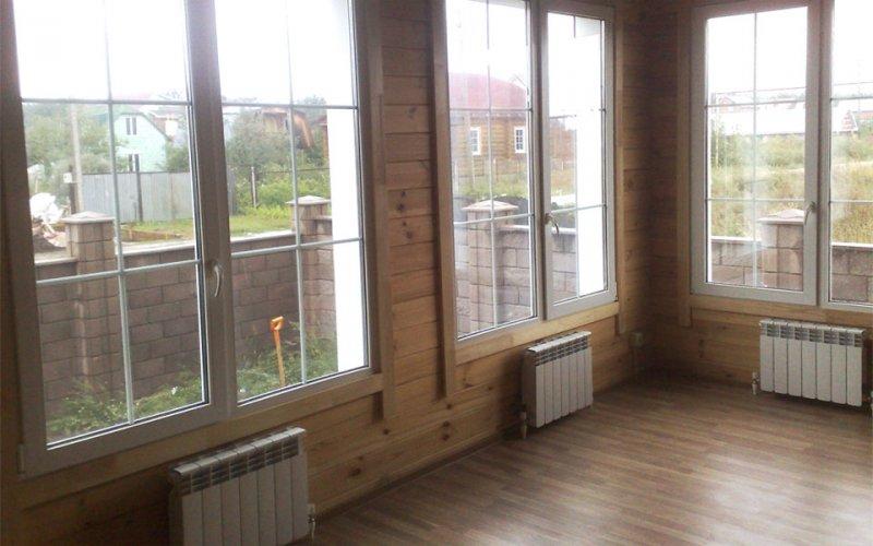 Какое отопление в деревянном доме лучше?4