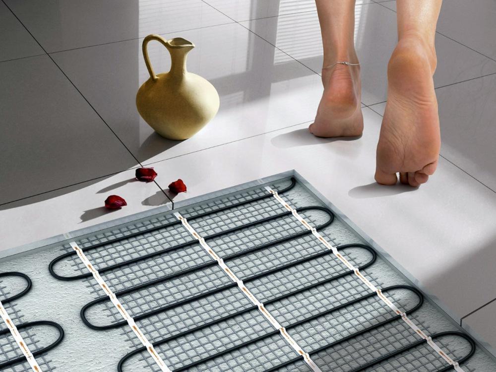Какой теплый пол лучше водяной или электрический в частном доме2