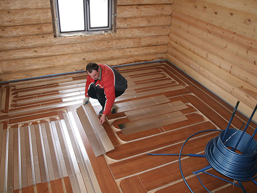 Какой теплый пол лучше водяной или электрический в частном доме6