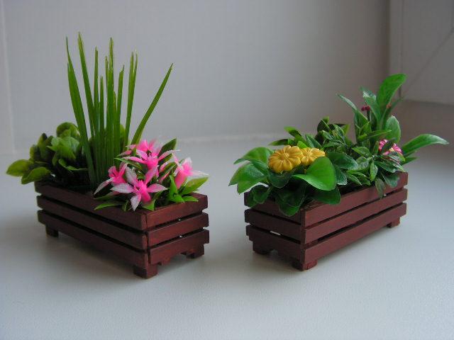 Кашпо для цветов своими руками4