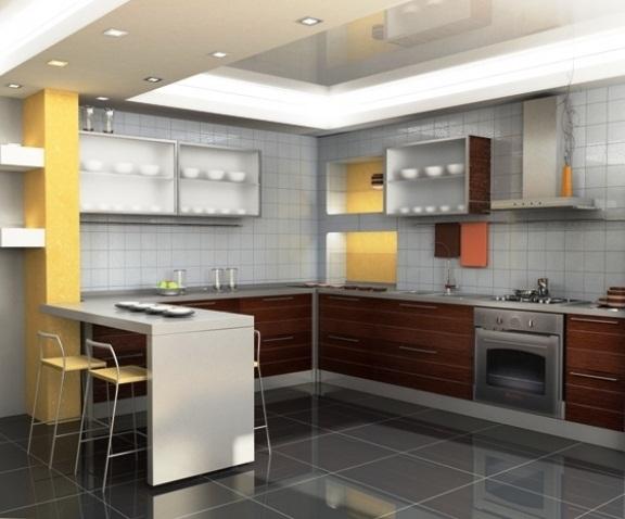 Керамика на кухне1