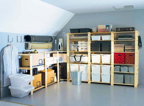 Коробки для хранения вещей: избавляемся от хаоса в доме0