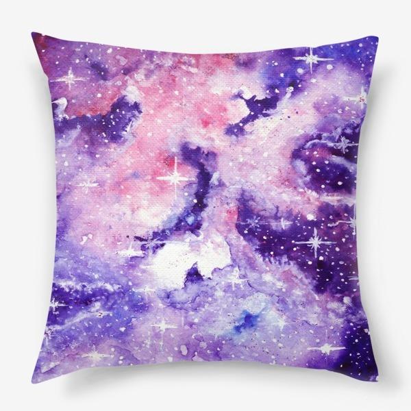 Космическая туманность на вашей подушке6