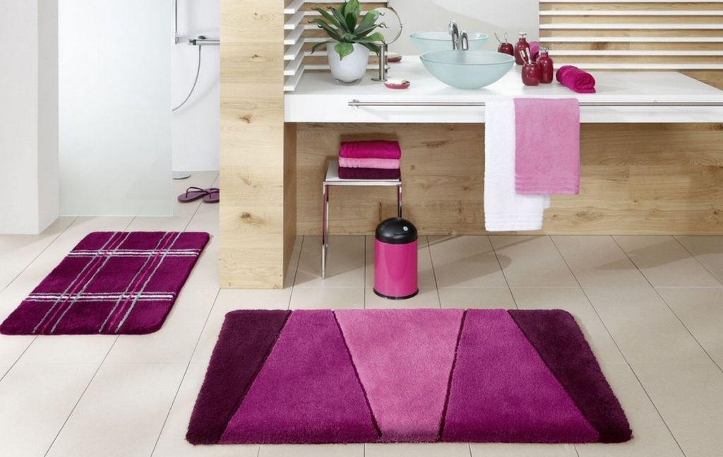 Коврик для ванной – безопасный и эстетичный1