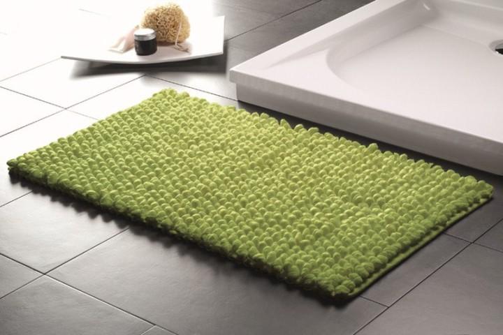 Коврик для ванной – безопасный и эстетичный2
