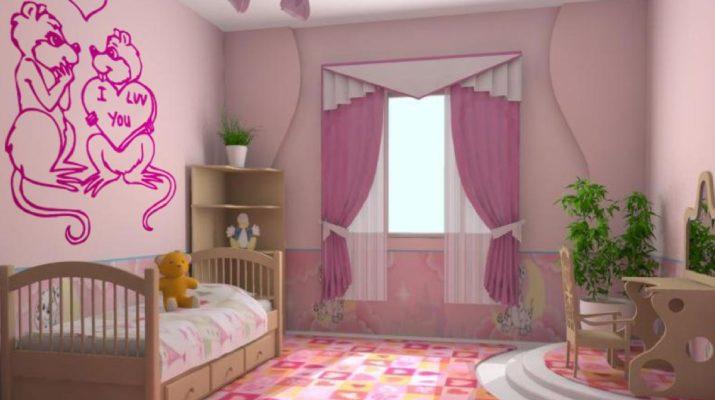 Ковролин в детскую комнату: на что обратить внимание при выборе?2