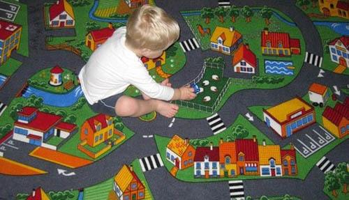 Ковролин в детскую комнату: на что обратить внимание при выборе?3