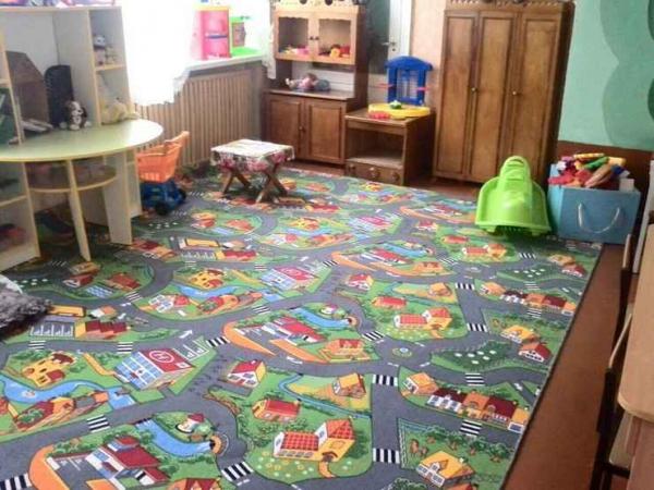 Ковролин в детскую комнату: на что обратить внимание при выборе?4