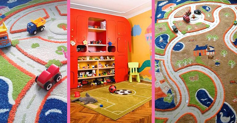Ковролин в детскую комнату: на что обратить внимание при выборе?6