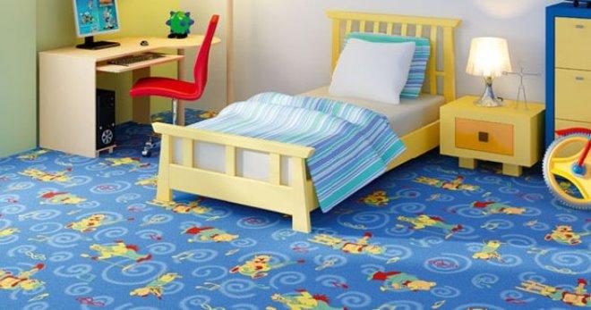 Ковролин в детскую комнату: на что обратить внимание при выборе?0