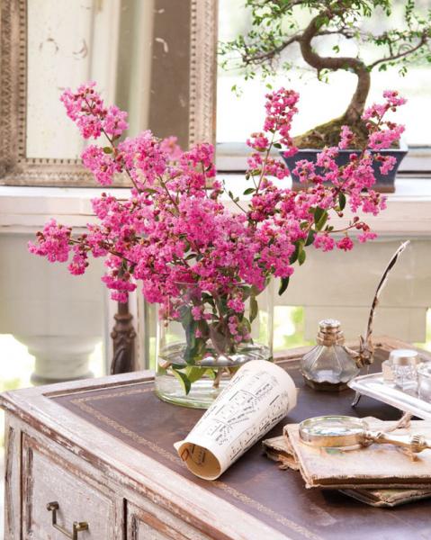 Красивая гостиная комната с налетом винтажности (дизайнер isabel flores)5