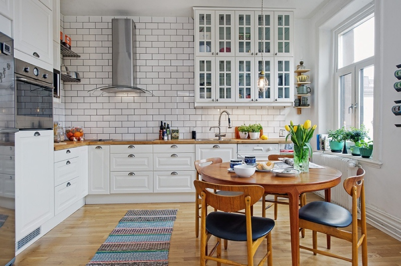 Красивые скандинавские кухни2