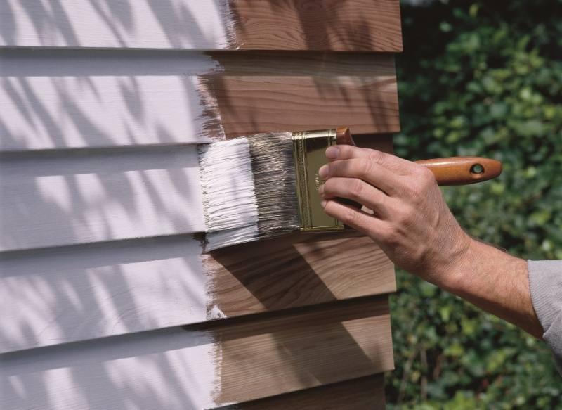 Краска для наружных работ по дереву: какая лучше1