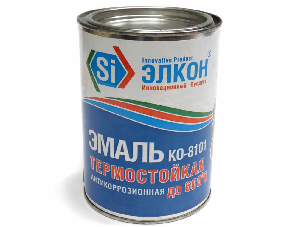 Краска по металлу для высоких температур3