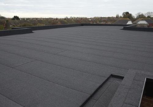Крыша из наплавляемых материалов3