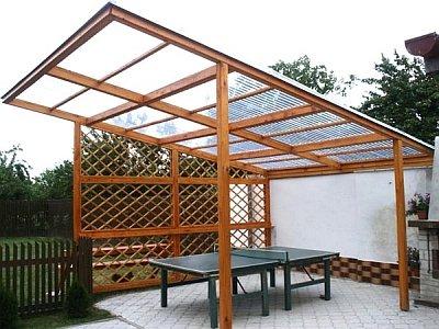 Крыша из поликарбоната. как покрыть крышу поликарбонатом?1