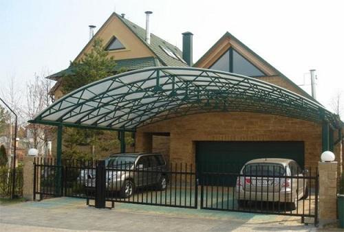 Крыша из поликарбоната. как покрыть крышу поликарбонатом?2