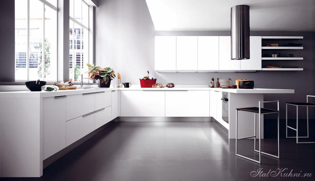 Кухни в стиле модерн от итальянцев cesar4
